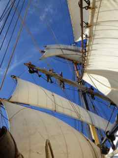 Switching Out Topsails