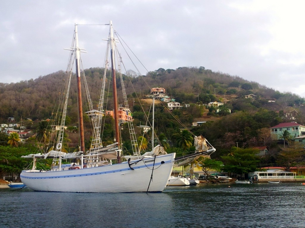 8 Mar Bequia to Dominica 04
