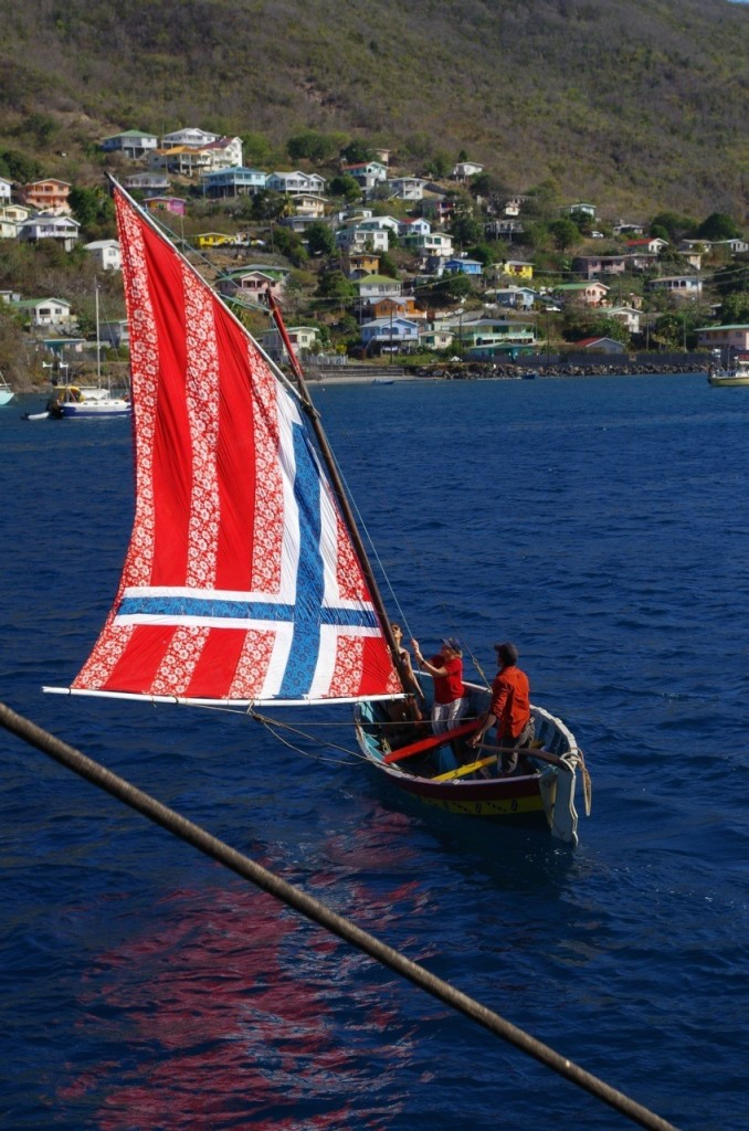 8 Mar Bequia to Dominica 14