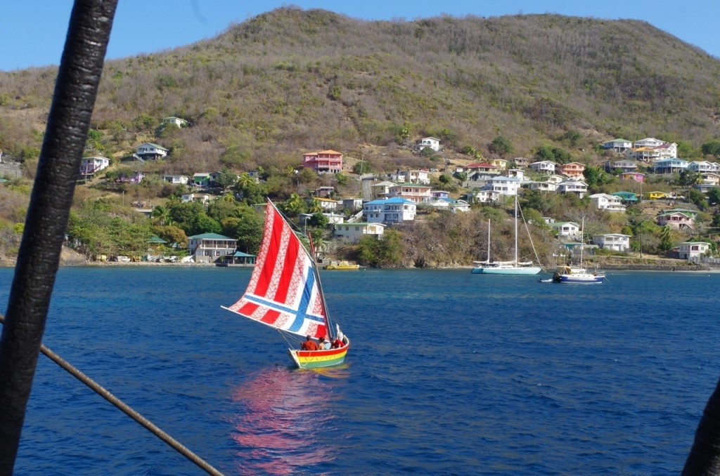 8 Mar Bequia to Dominica 15