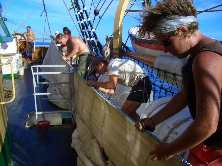 sailmaking