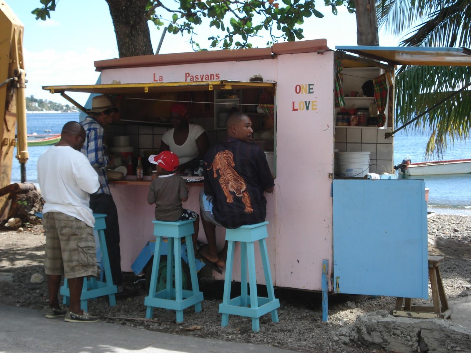chicken shack caribbean
