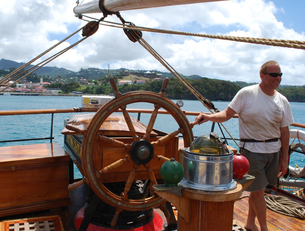 on helm caribbean