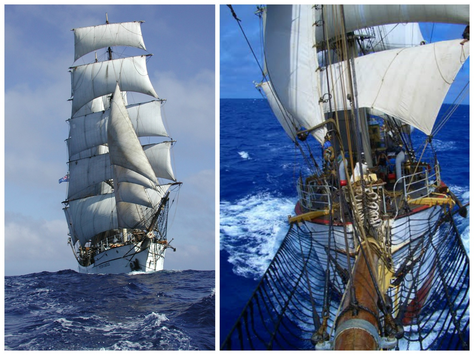 picton castle tall ship under sail tall ship odyssey