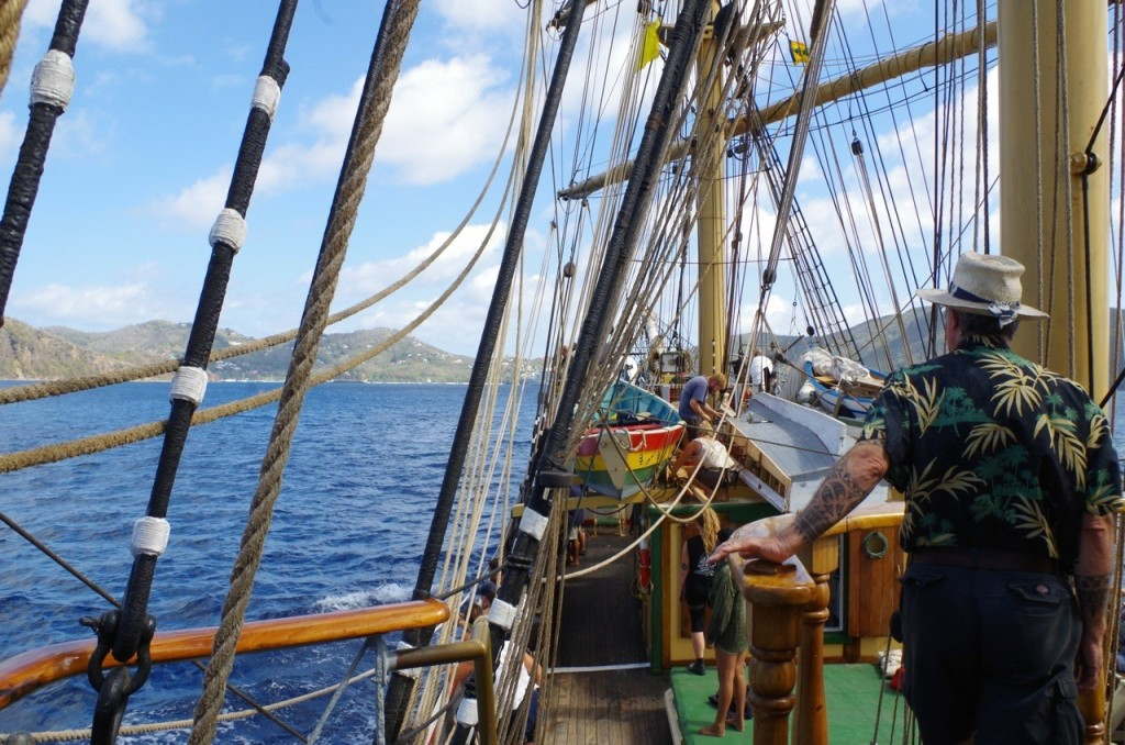 8 Mar Bequia to Dominica 13