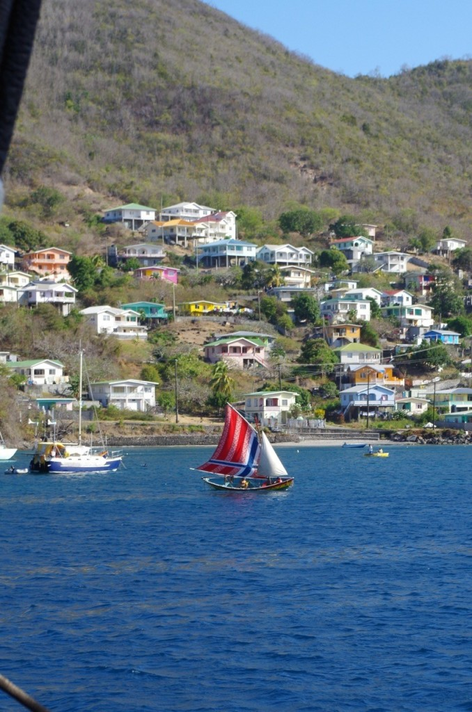 8 Mar Bequia to Dominica 16