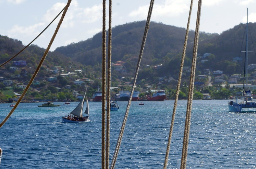 8 Mar Bequia to Dominica 17