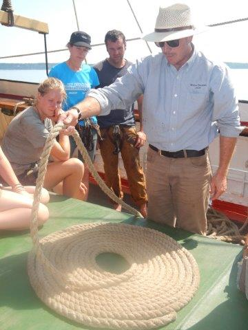 Capt. Sikkema Coiling Workshop